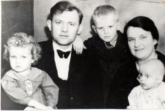 Нильс Ангелин с женой
